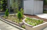 デザイン花壇1